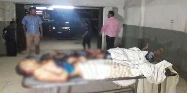ব্রাহ্মণপাড়ায় 'বন্দুকযুদ্ধে' ২ মাদক ব্যবসায়ী নিহত