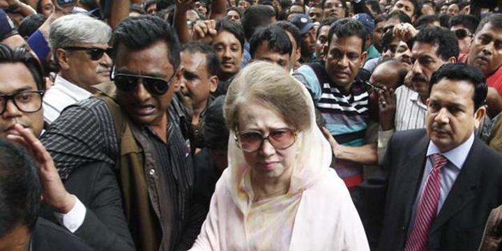 কুমিল্লার হত্যা মামলায় খালেদার জামিন শুনানি আরও পেছাল