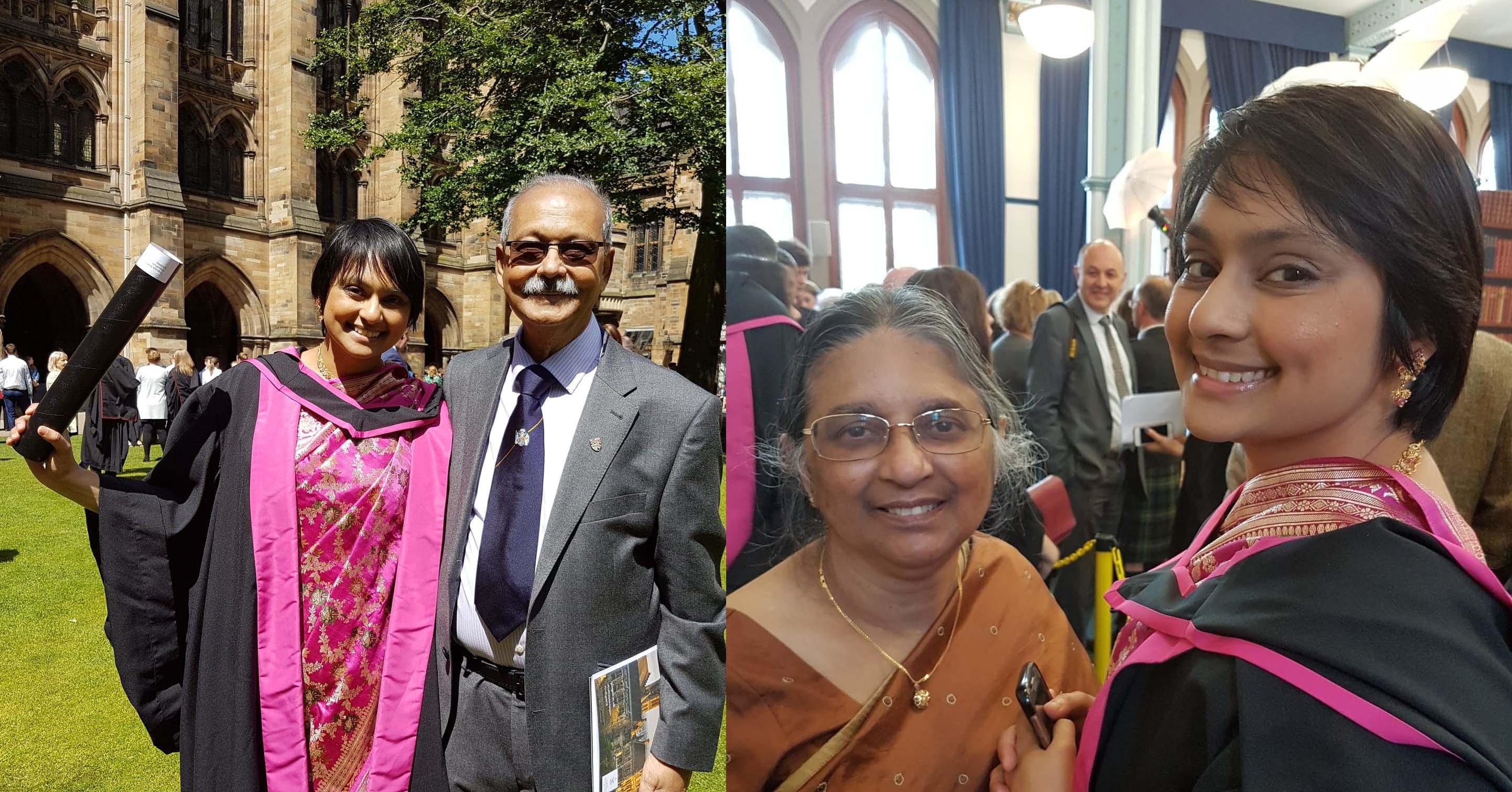ক্যান্সার গবেষণায় চৌদ্দগ্রামের ডা.সাজিয়া শাহরিন চৌধুরীর পিএইচডি অর্জন