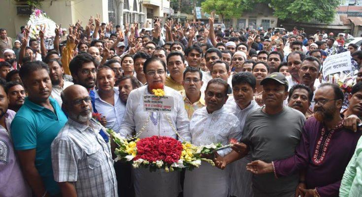 কুমিল্লা মহানগর যুবলীগের নতুন কমিটিতে স্থান পেলেন যারা
