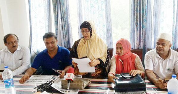 কুমিল্লায় 'মৃত' চেয়ারম্যানকে মাদকের গডফাদার তালিকায় রাখায় প্রতিবাদ