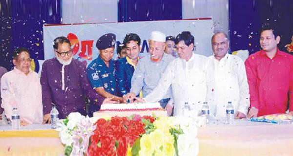 কুমিল্লায় নিউজ টুয়েন্টিফোরের প্রতিষ্ঠাবার্ষিকী উদযাপন