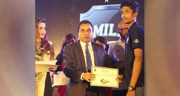এশিয়া কাপ ক্রিকেট অনুর্ধ-১৯ দলে কুমিল্লার মেহেদী'র নাম ঘোষণা