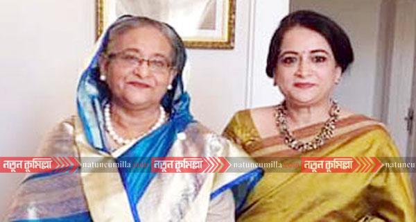 কুমিল্লায় আ'লীগের একমাত্র নারী প্রার্থী সেলিমা আহমাদ মেরী