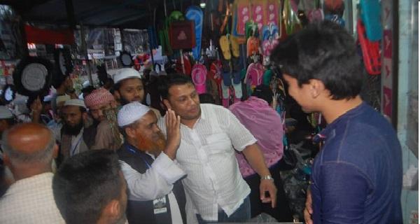 চৌদ্দগ্রামে ইসলামী আন্দোলনের কামাল ভূঁইয়ার গণসংযোগ