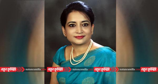 কুমিল্লার একমাত্র নারী প্রার্থী সেলিমা আহমাদ মেরির জয়