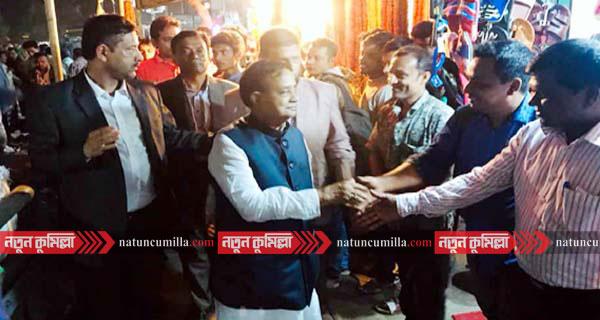 কুমিল্লায় ভোট প্রার্থনায় মাঠে ৮৪ প্রার্থী