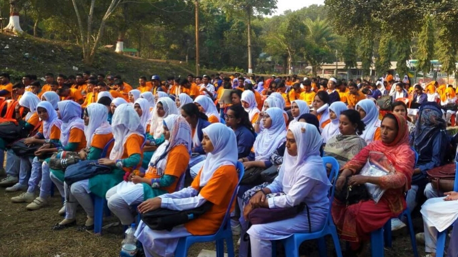 কুমিল্লা বিশ্ববিদ্যালয়ে ৯ম রসায়ন অলিম্পিয়াড অনুষ্ঠিত