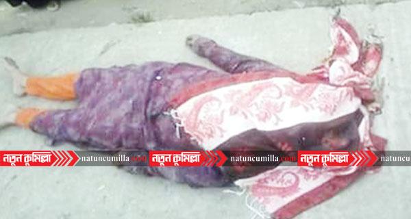 চৌদ্দগ্রামে পিকআপ ভ্যানের ধাক্কায় নারী শ্রমিক নিহত