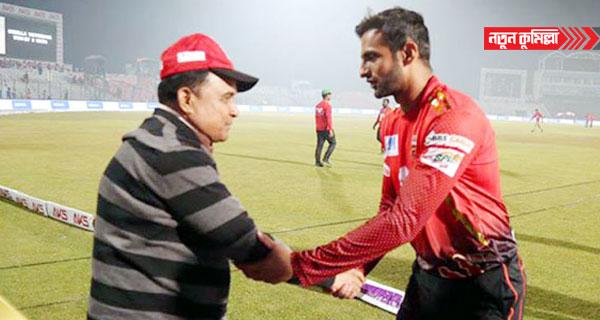 বাংলাদেশ ক্রিকেট দল এখন অনেক শক্তিশালী : শোয়েব মালিক