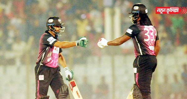 'রাজশাহী ৬০ রান করলেও আমি ওপেনিং নামতাম'