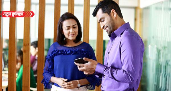 তামিম ইকবালের সঙ্গে এবার জুটি বাঁধলেন আইরিন