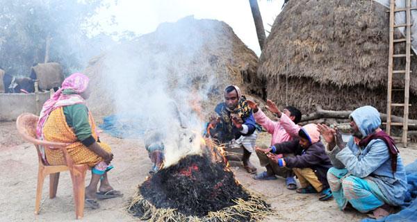 শীতে কাবু কুমিল্লাবাসী