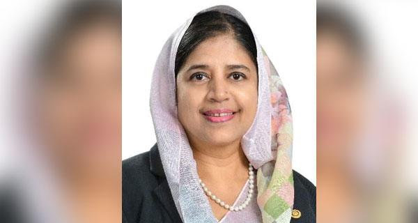 রুহেলা খান চৌধুরী রোটারি জেলা গভর্নর নির্বাচিত